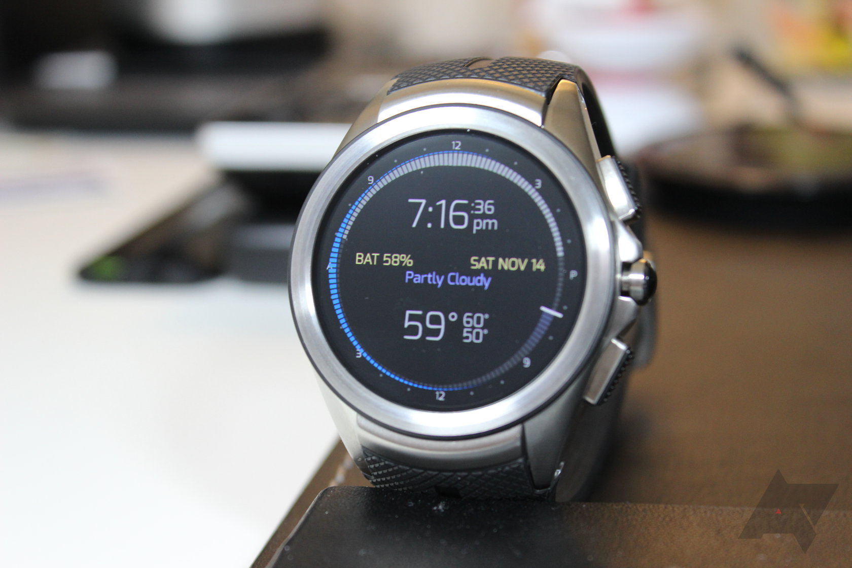 Lg Urbane 2nd Android Wear 2.0