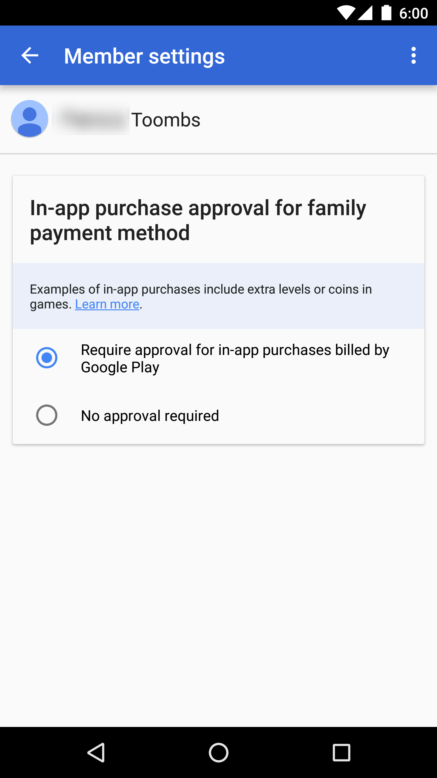 Hands-On With Google Play Music's Family Plan – Trusting Relatives