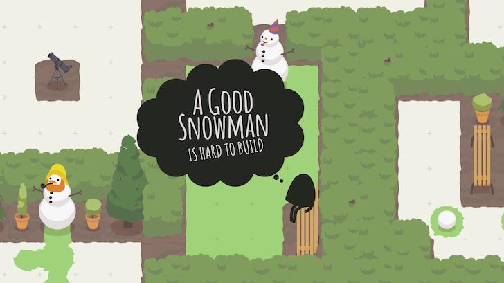 a-good-snowman