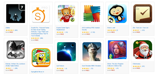 [Deal Alert] Amazon Offers Over $30 Of Appstore Apps And Games For Free, Including Lifeline, Last Horizon, And Goat Simulator MMO