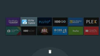 Android TV's Leanback Launcher Now Lets You Reorder Your