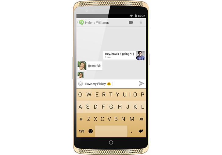 how to change keyboard on android zte