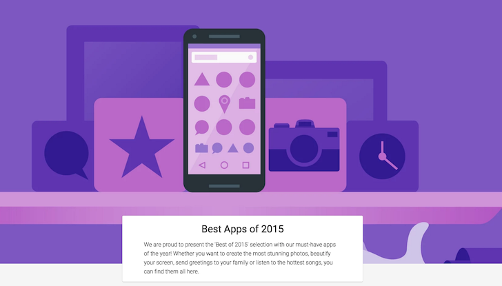 Google Releases Its List Of Best Apps Of 2015 With Regional Focus And Some Questionable Choices