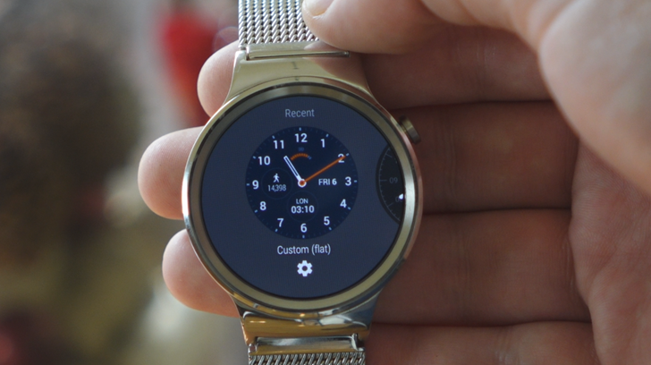 Video The Huawei Watch S New Customizable Watch Face Is