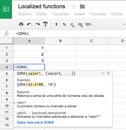 spreadsheets-functions-languages