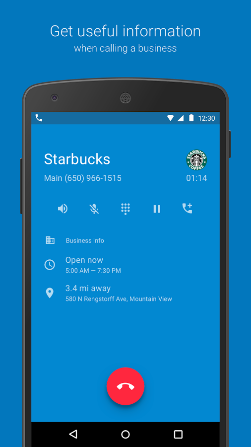 Update: Back Again] Google Has Published The Phone And Contacts Apps