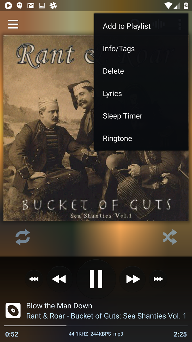 Popular Music Player PowerAmp Version 3 Now Available As A