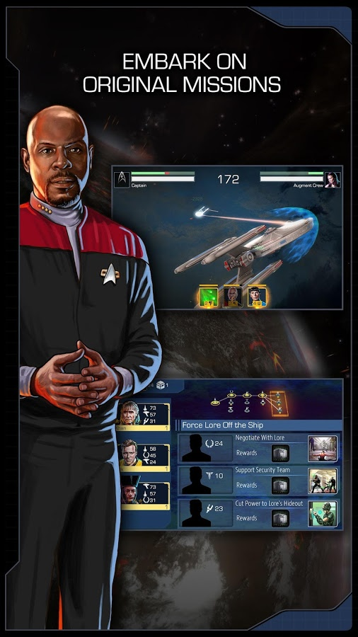 play with star engage star trek timelines drops out of warp in the play store