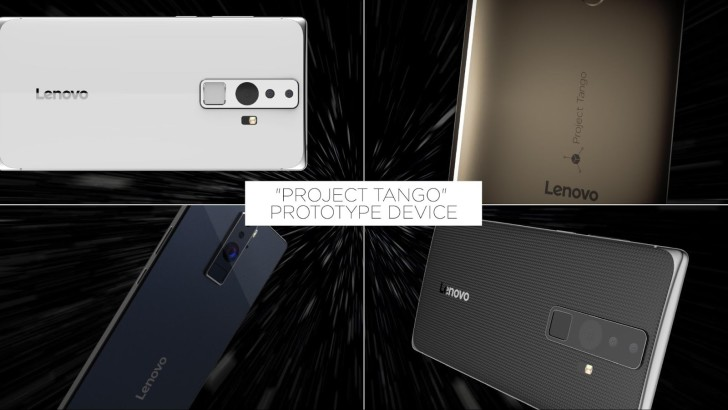 Lenovo Working First Project Tango nexus2cee_LenovoProj