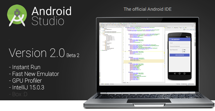 Android Studio 2 0 Hits Beta 2 With Faster Build And Deploy