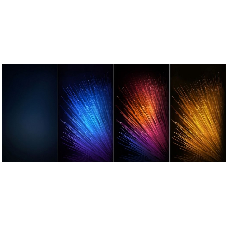 Four Of The Xiaomi Mi 5 S Stock Wallpapers Are Available For Download