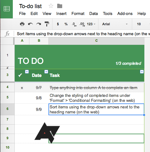 To-do_list_-_Google_Sheets_and_Google_Drive