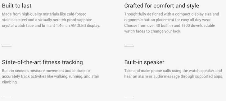 Update: ASUS ZenWatch 2 Too] Google Store Finally Recognizes The