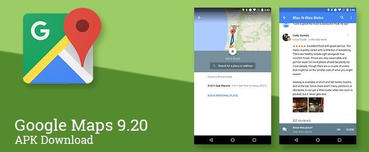google map apk app download