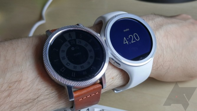 Moto 360 Sport Quick Review: Good On Paper, Hard To ...