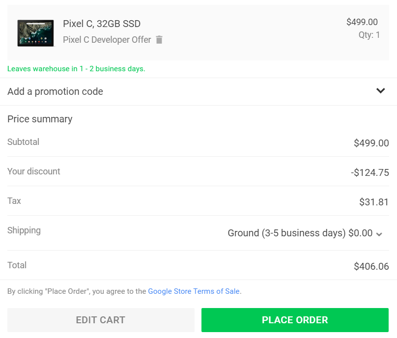 [Update: Codes Going Out] Google Is Offering 25% Off ...