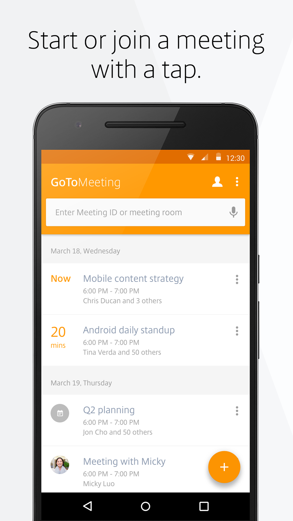 Citrix Releases New GoToMeeting Beta App, Goes Back In Time