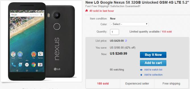 2016-03-23 11_13_24-New LG Google Nexus 5X 32GB Unlocked GSM 4G LTE 5 2_ Hexacore Smartphone _ eBay