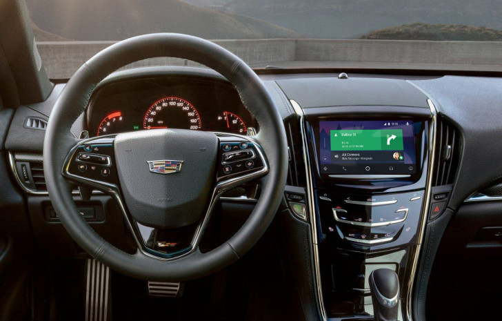 Cadillac CUE Update Adds Android Auto