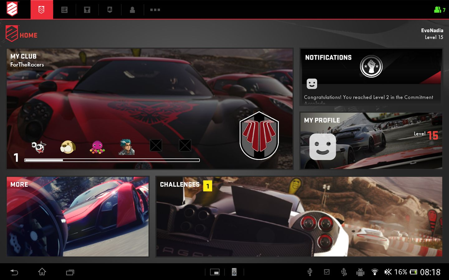 Sony Republishes Driveclub Companion App Over A Year After The