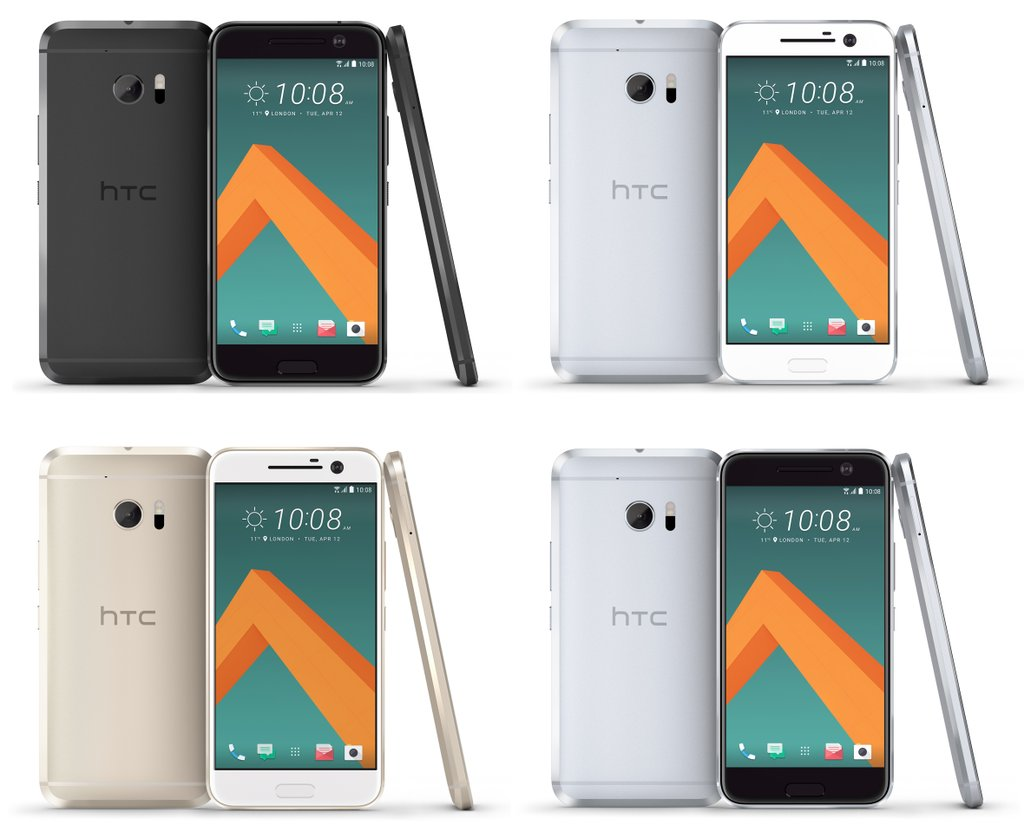 Leaked Image Shows The HTC 10 In Gold, Gray, And Two ...