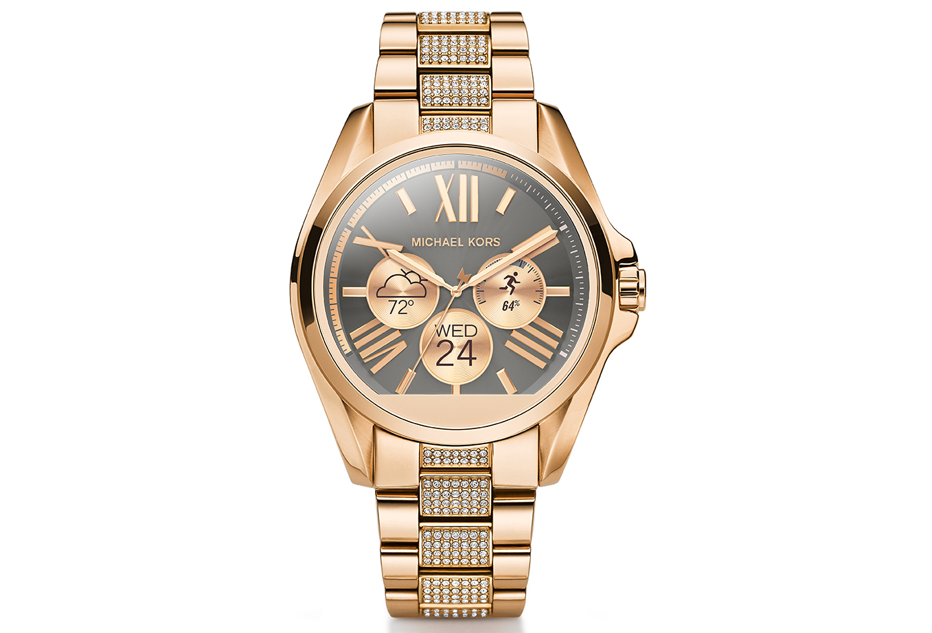 6904c3fb2 Michael Kors Announces An Android Wear Smartwatch Line, Michael Kors Access,  Coming Fall 2016