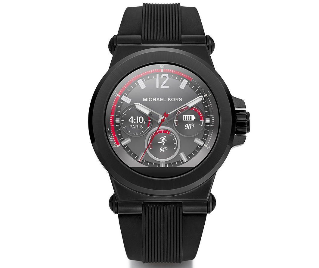 Michael Kors Brings Android Wear Watch