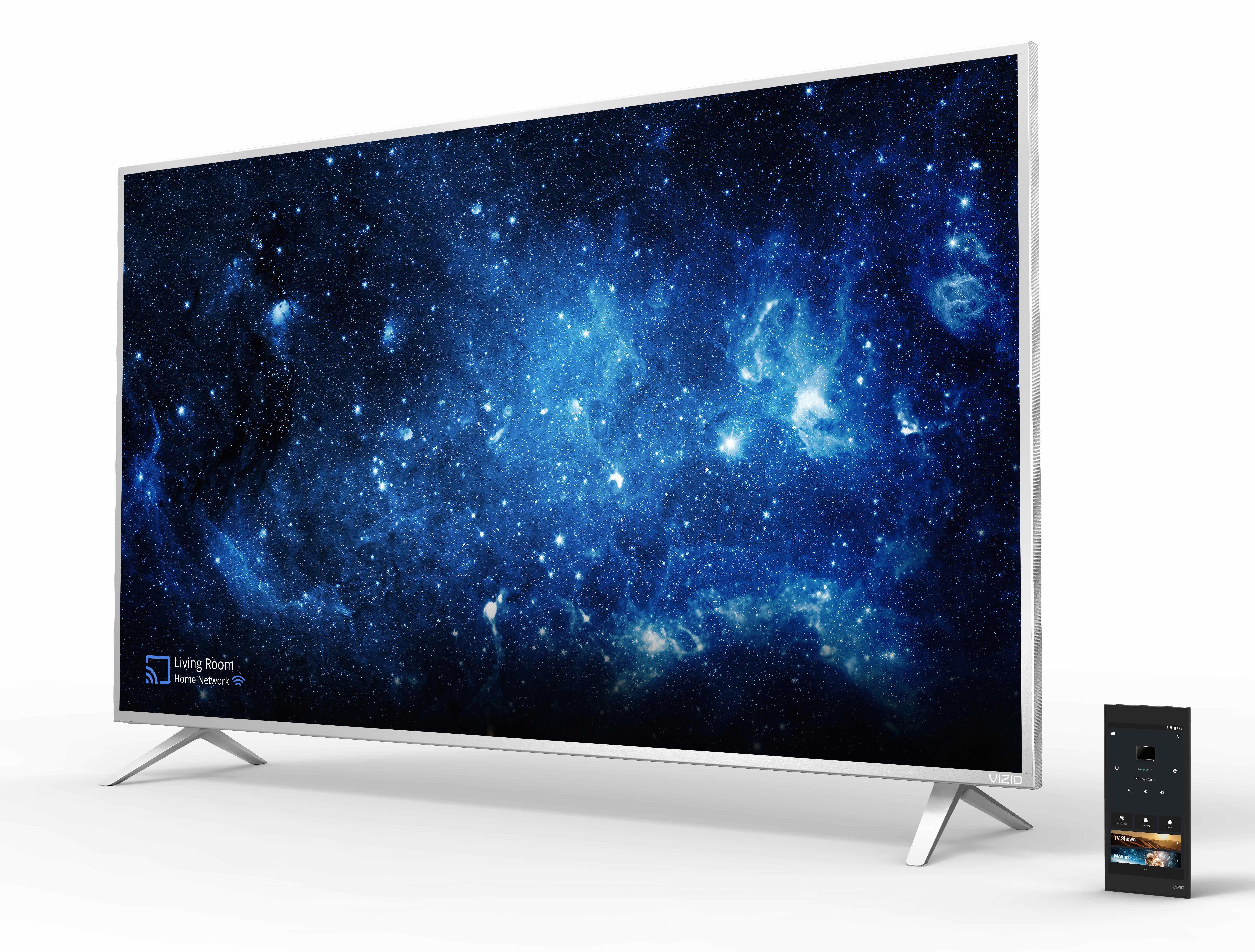 Vizio S New Hdr 4k Tvs Have Google Cast Built In Come