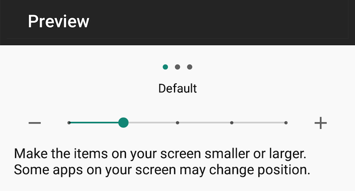 Android N Feature Spotlight: Easily Change Your Device's
