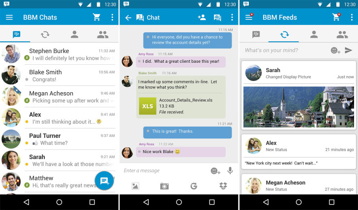 BBM Gets A Major Update With Free Privacy And Control