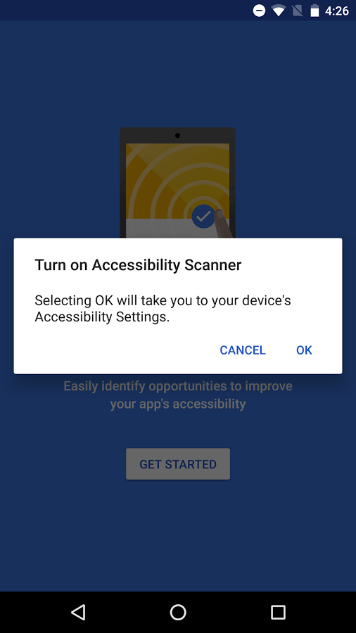 Google's New Accessibility Scanner Helps Developers Check Their ...