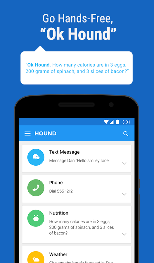 SoundHound's Natural Voice Search App 'Hound' Is Now Out Of Beta And