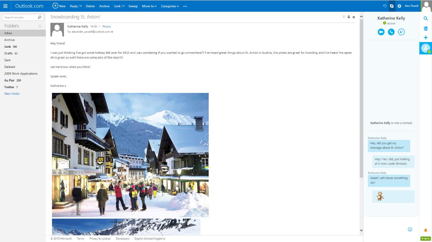 Чат по скайпу онлайн бесплатно 7 фотография
