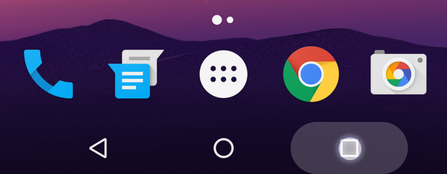 Android N Feature Spotlight: The Overview Button Gets ...