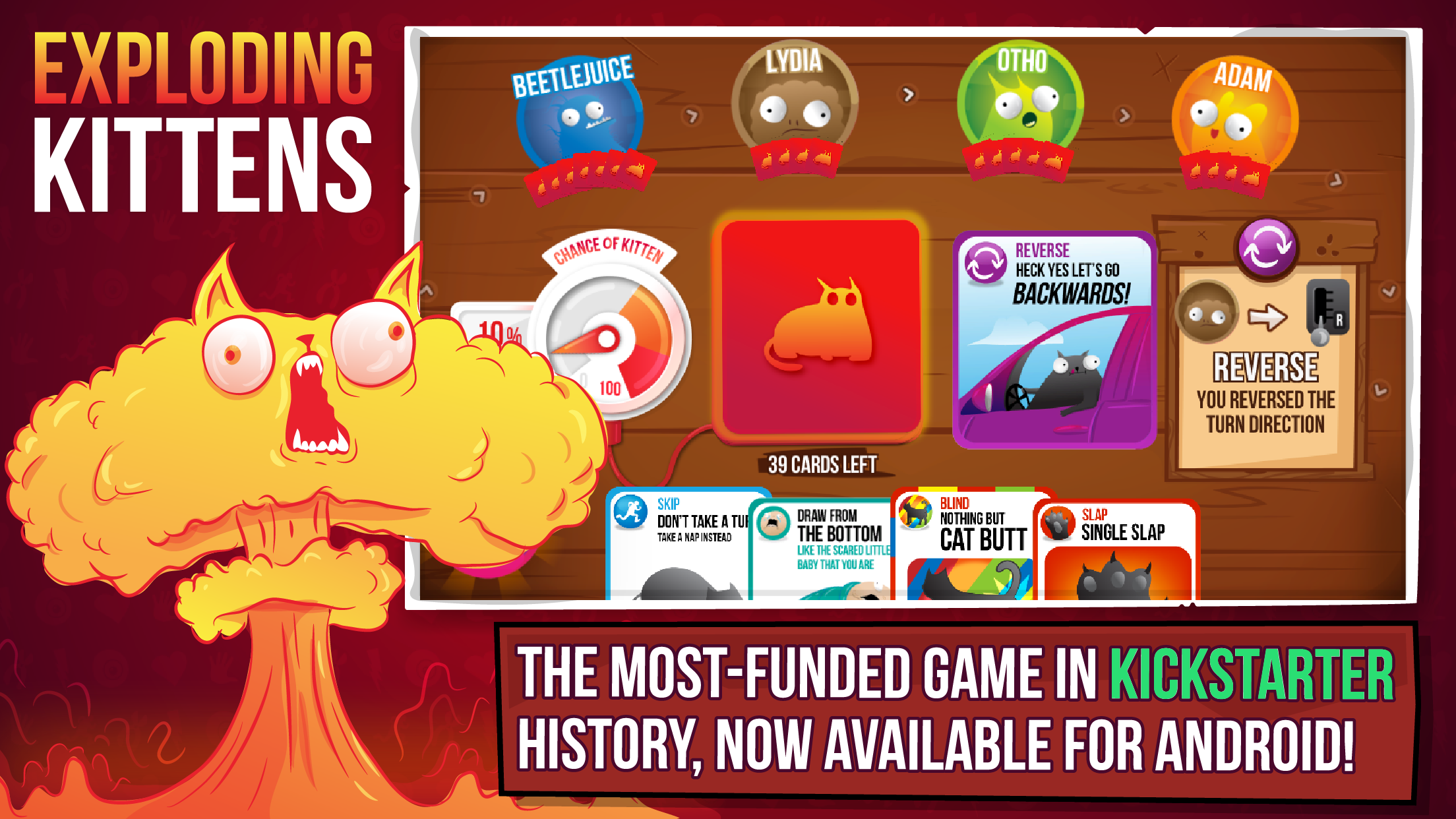 Exploading Cats Review