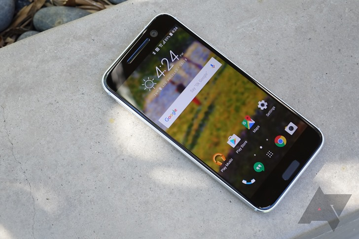 Update Live Nougat Update For Verizon Htc 10 Starting Rollout On