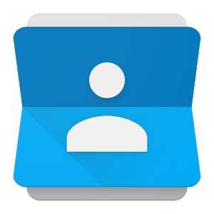 how to download contacts from google drive to android