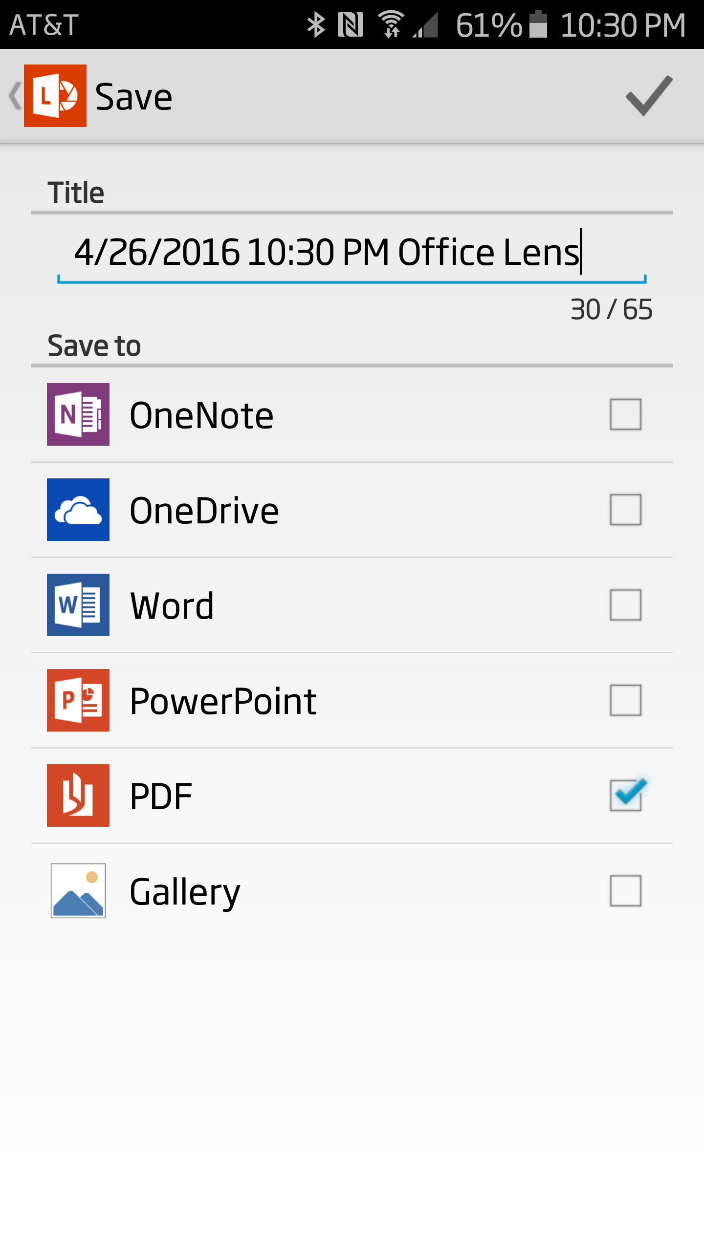 Microsoft Office Lens, A Portable Scanner, Gets Ability To Rotate