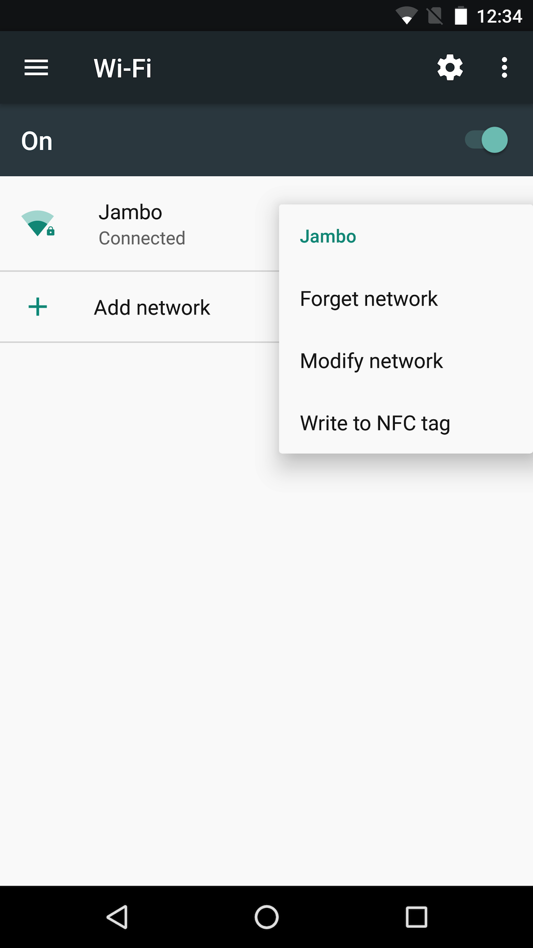 Android N Feature Spotlight] Android N Uses Off-Center Pop