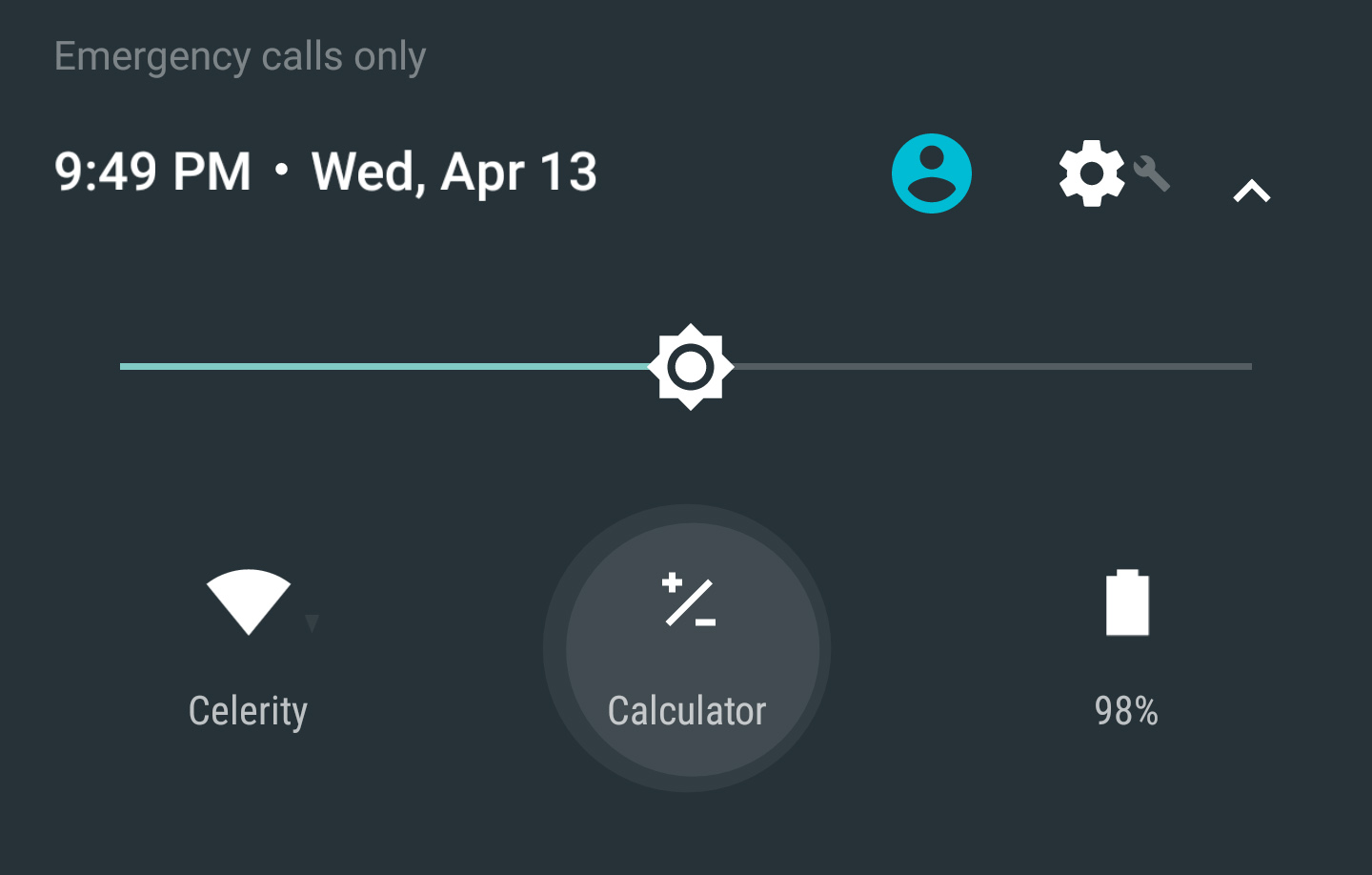 Update Calculator Works When Device Is Locked Android N