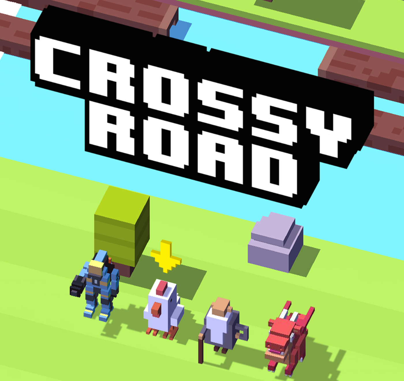 Crossy Road v1.6 With Local Multiplayer Support Is Now Live In The Play  Store