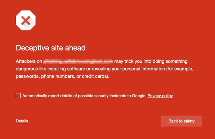 Chrome Safe Browsing Now Warns Against Fake 'Download ...
