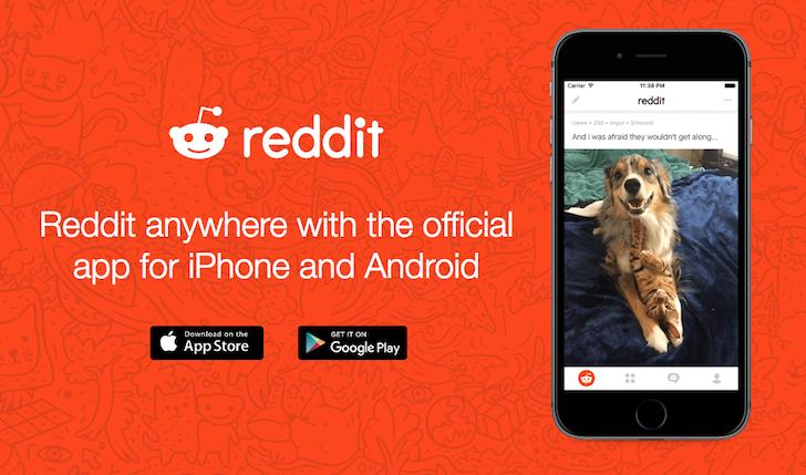 Reddit's Official Mobile App Is Prettier and More Fun Than Reddit-Desktop
