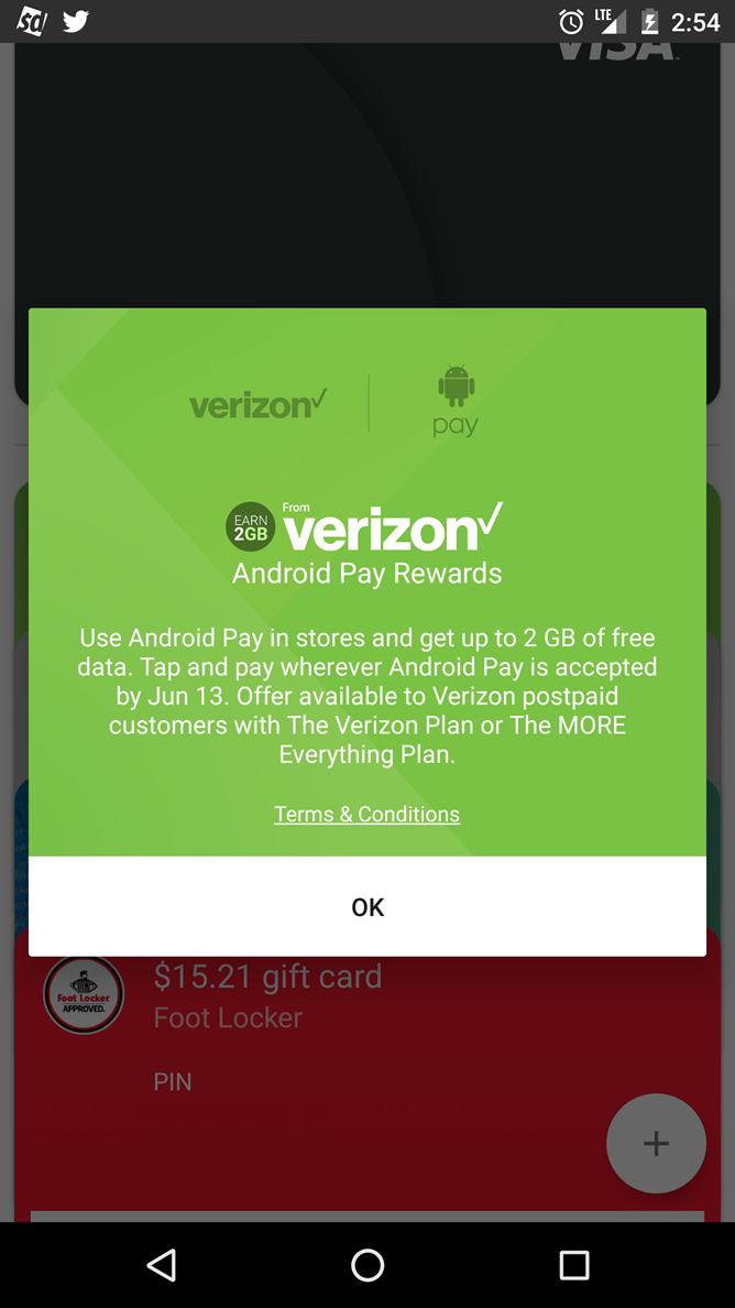 Verizon Offers Up To 2GB Of Free Data To Customers Who Use ...
