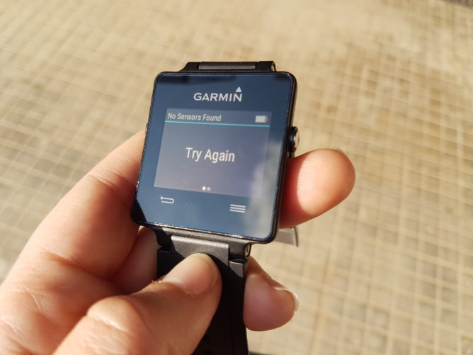 the-dash-garmin-not-connected