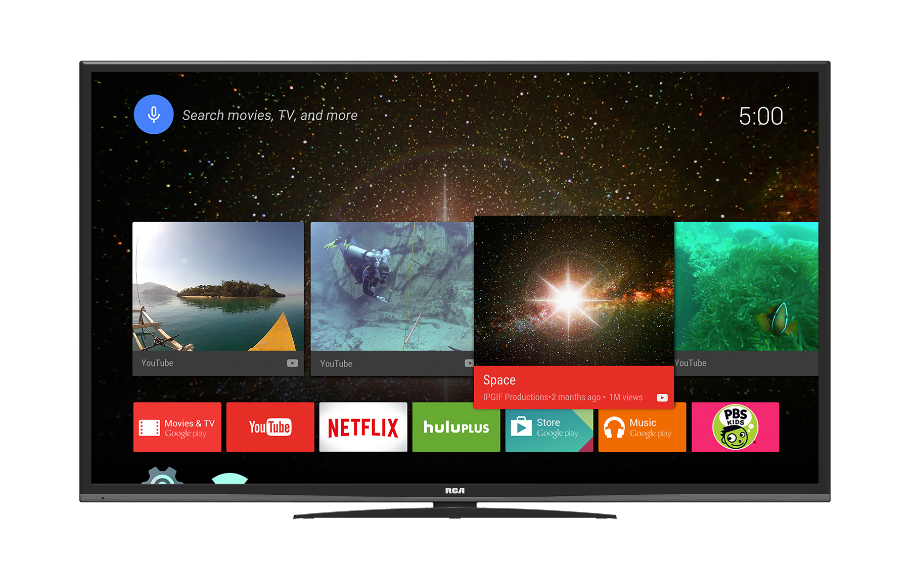 b49ae1d46fd You can pair an Android TV box with any TV to get Google smarts in your  set