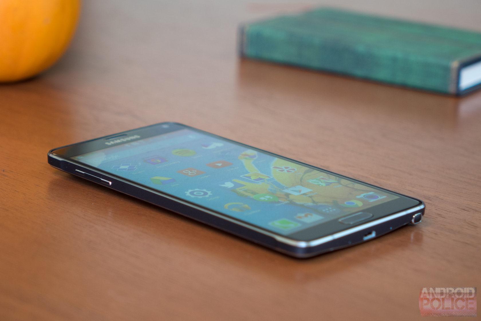 Verizon Galaxy Note 4 Bootloader Unlocked Courtesy Of Beaups
