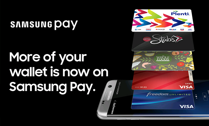 Samsung Pay Adds Membership Cards, A Featured Area For ...