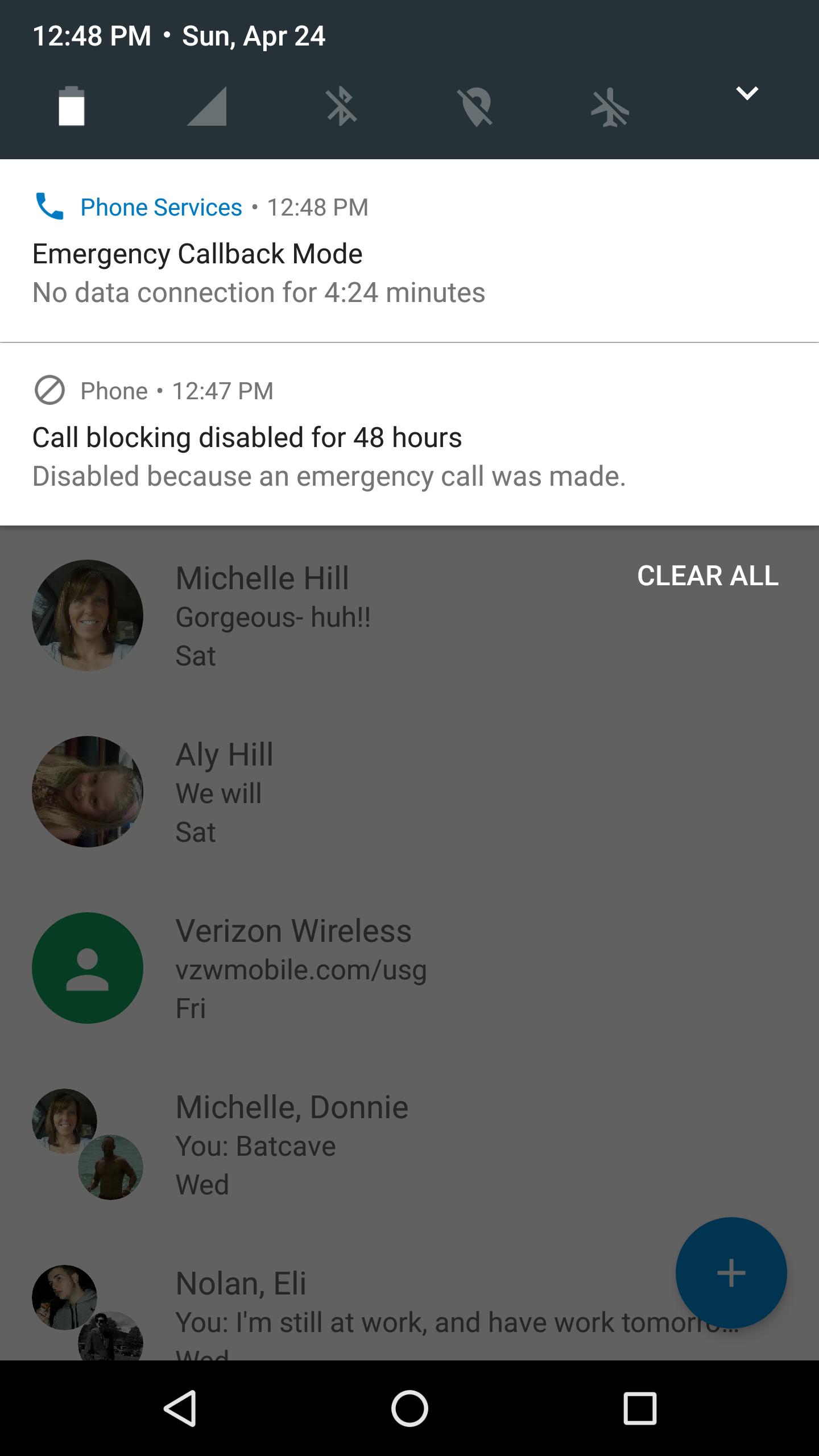 Call Blocking Is Now Automatically Disabled For 48 Hours After You