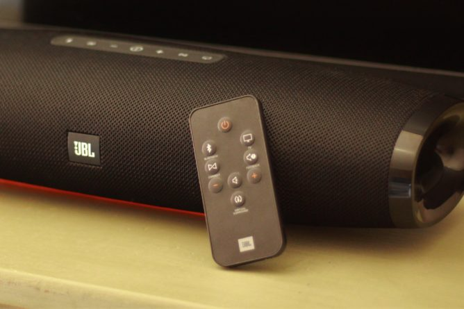 Review: The JBL Boost TV - An Excellent Speaker For Your Dorm Or Bedroom